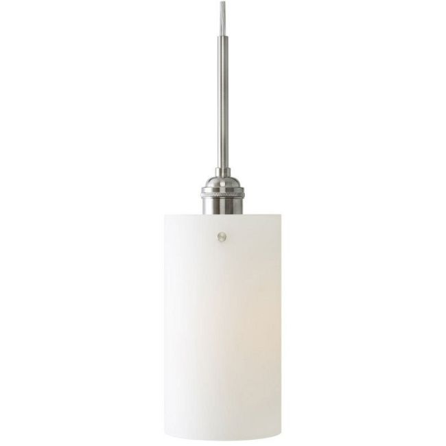 Retro Cylinder CFL Pendant by Stone Lighting | PD179OPSNCF26M