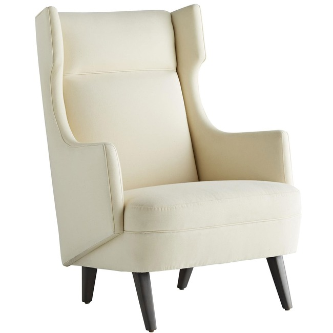 Budelli Wing Chair  by Arteriors Home