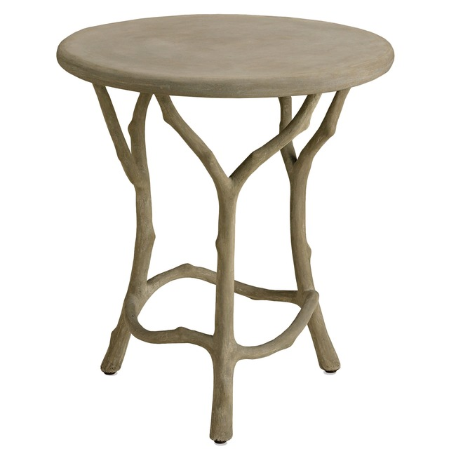 Hidcote Accent Table  by Currey and Company