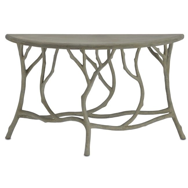 Hidcote Console Table  by Currey and Company