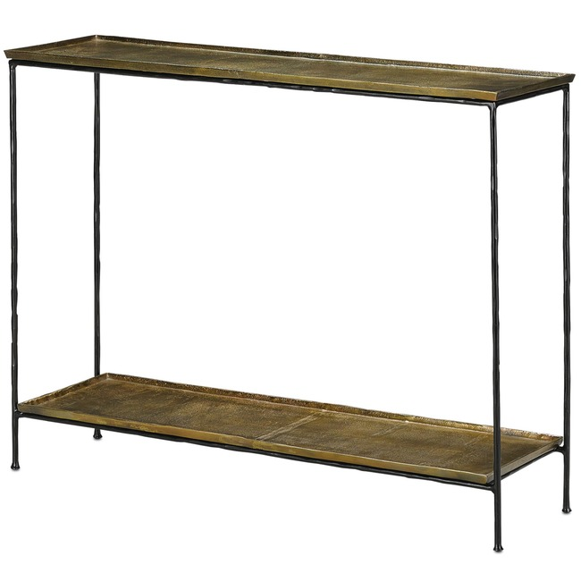 Boyles Console Table  by Currey and Company