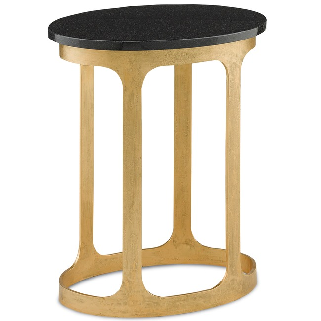 Inola Side Table  by Currey and Company