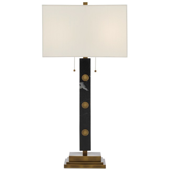 Khalil Table Lamp  by Currey and Company