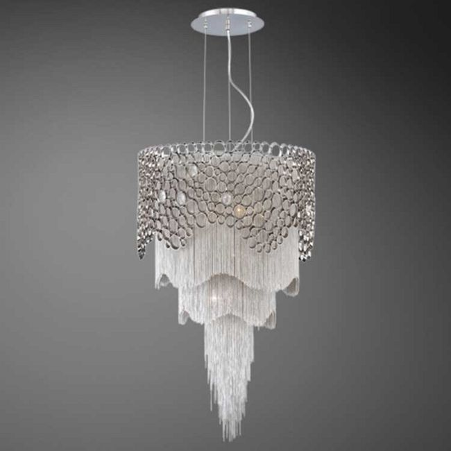 Cameo 6 Light Chandelier by Eurofase | 22796-011