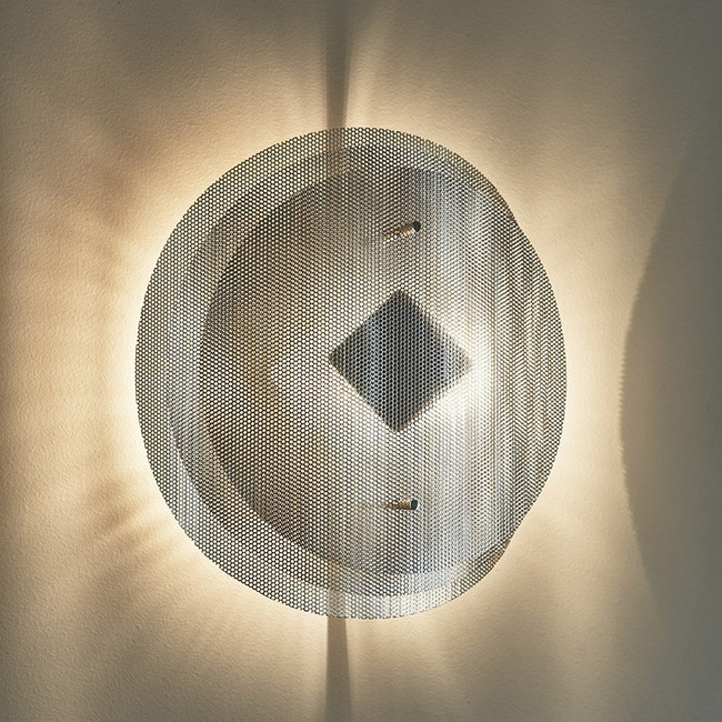 Solar Wall Light  by Thierry Vide