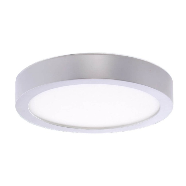 Round Ceiling Light Fixture  by Bulbrite