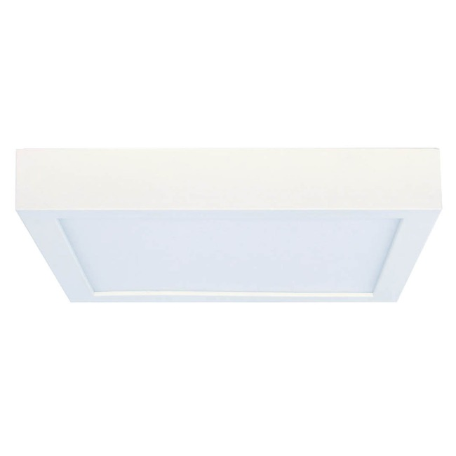 Square Ceiling Light Fixture  by Bulbrite