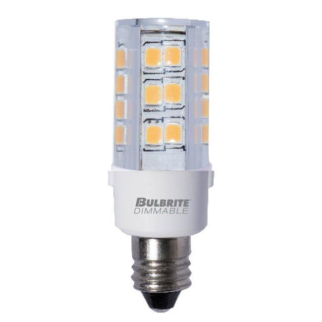 T4 Minican E12 Base 4.5W 120V 2700K 80CRI  by Bulbrite