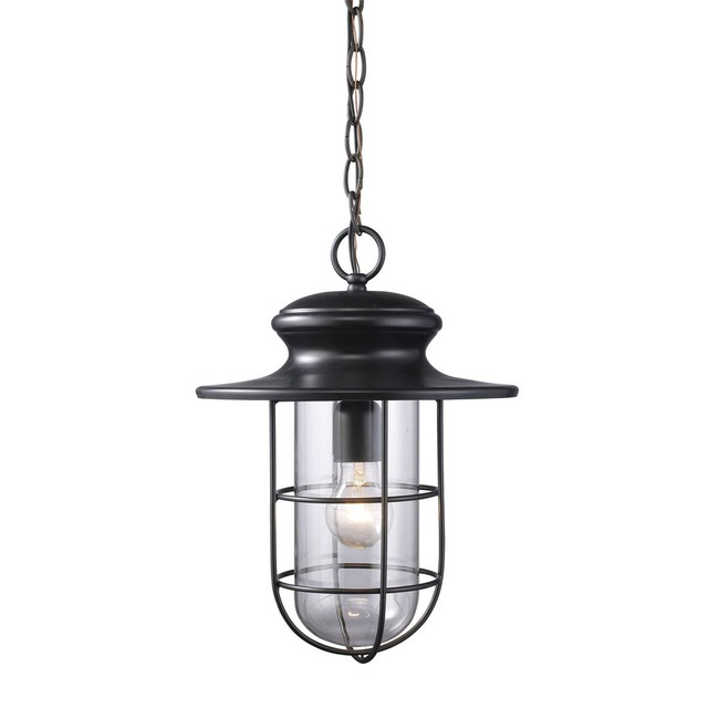 Portside Outdoor Pendant  by Elk Lighting