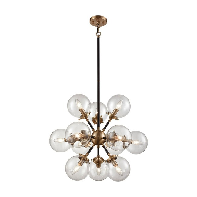 Boudreaux Sputnik Chandelier  by Elk Lighting