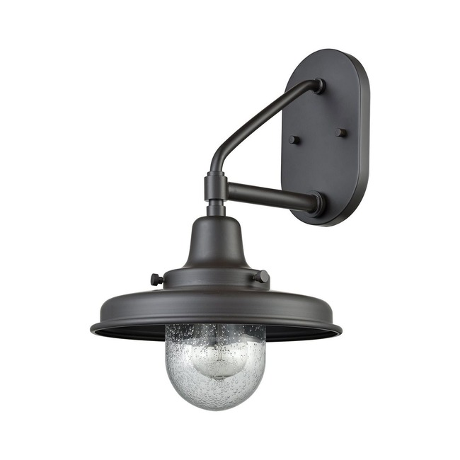 Vinton Station Outdoor Wall Sconce  by Elk Lighting