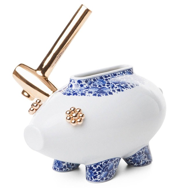 The Killing of the Piggy Bank Vase  by Moooi