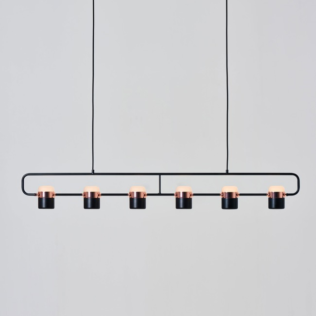 Ling Linear Pendant  by Seed Design