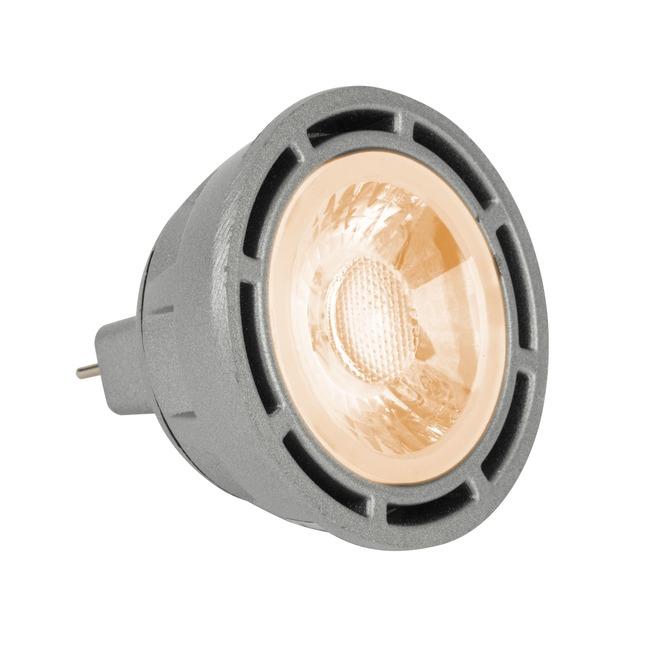 Sol-Light MR16 GU5.3 Base 8W 12V Warm Dim 97CRI by PureEdge Lighting | MR16-12V-8W-NF-27KWD-SL