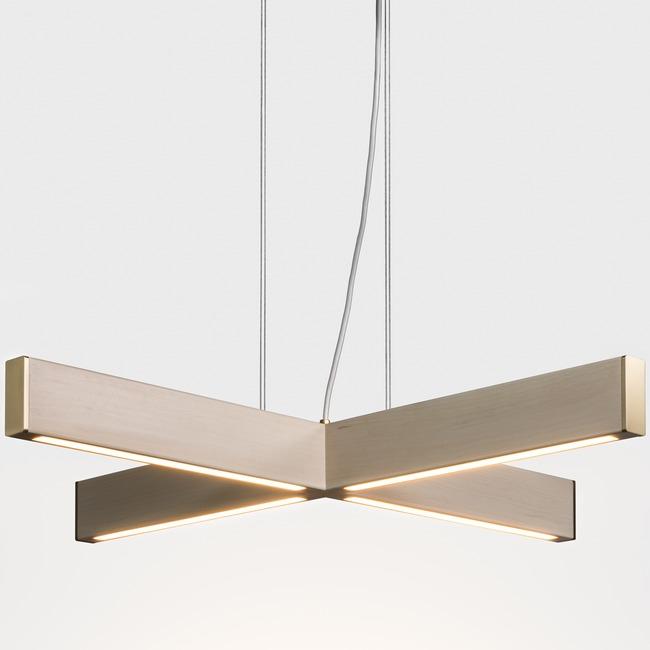 2X4 Plus Pendant  by AlexAllen Studio