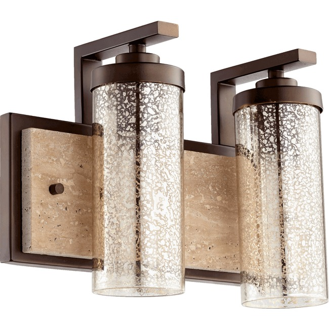Julian Bathroom Vanity Light  by Quorum