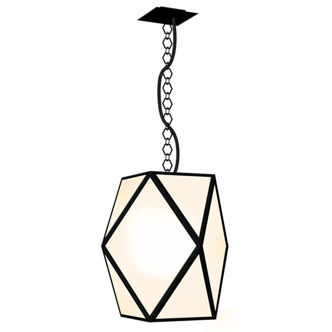 Muse Outdoor Pendant  by Contardi
