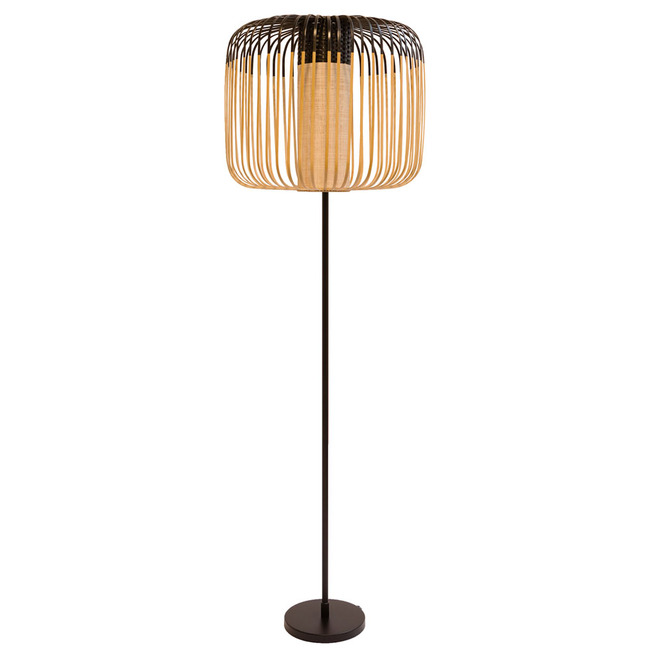 Bamboo Floor Lamp  by Forestier