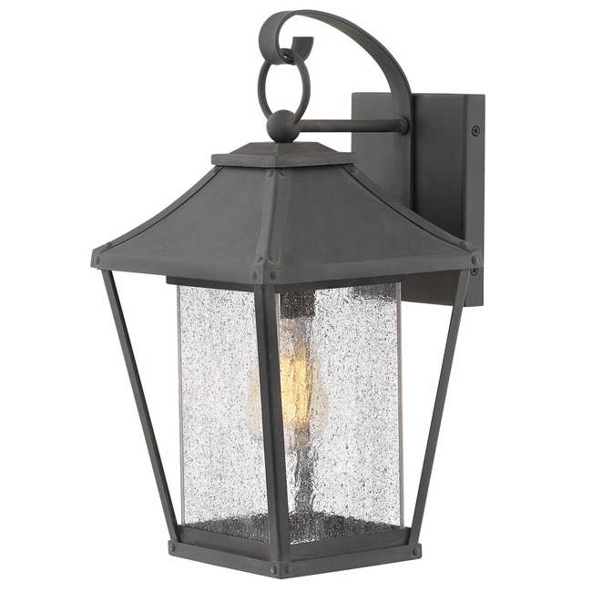 Palmer Outdoor Hook Arm Wall Light  by Hinkley Lighting