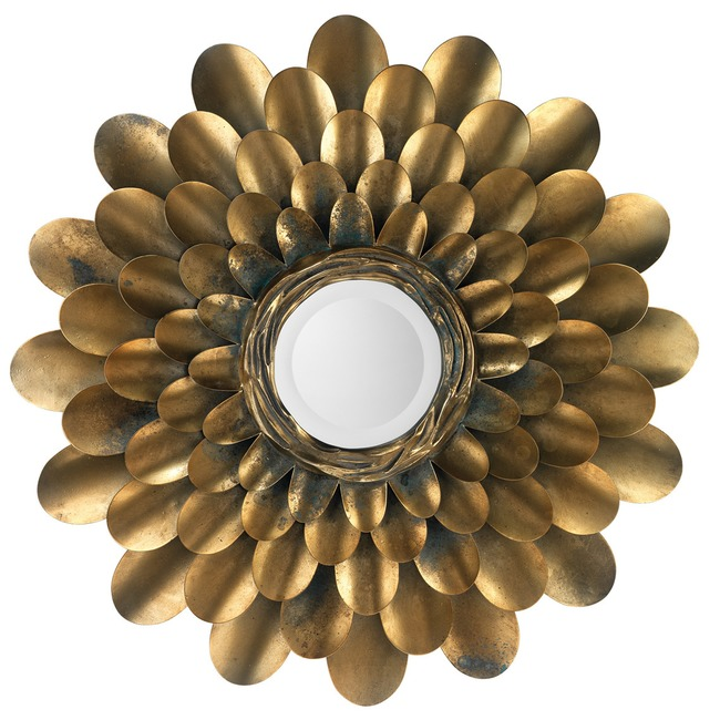 Bouquet Mirror  by Jamie Young Company