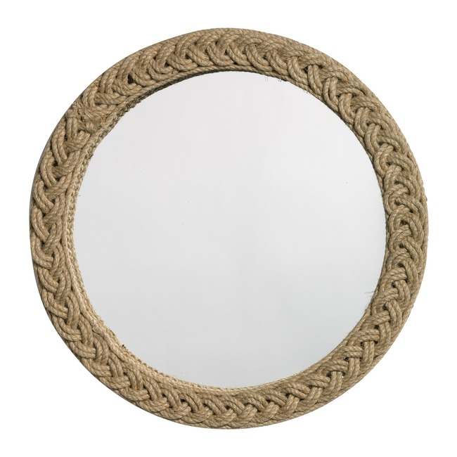 Braided Mirror  by Jamie Young Company