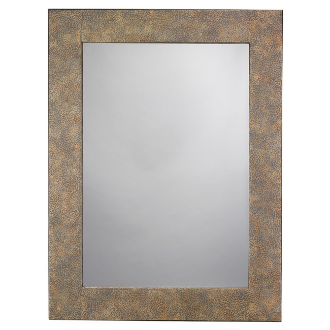 Grey Eggshell Mirror  by Jamie Young Company