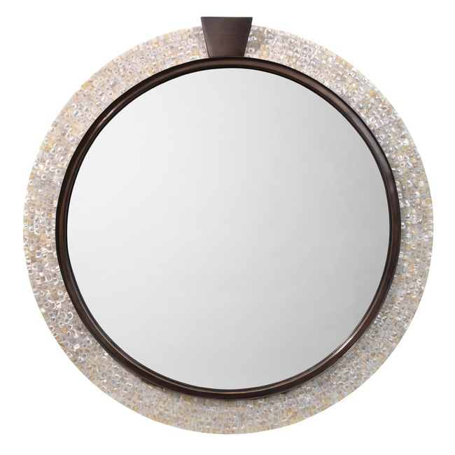 Thea Mirror  by Jamie Young Company