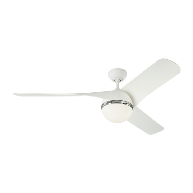 Akova Indoor / Outdoor Ceiling Fan with Light  by Monte Carlo