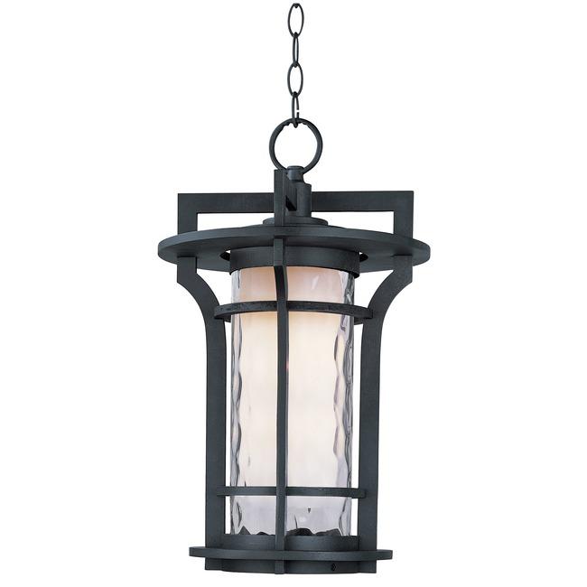 Oakville LED E26 Outdoor Pendant  by Maxim Lighting