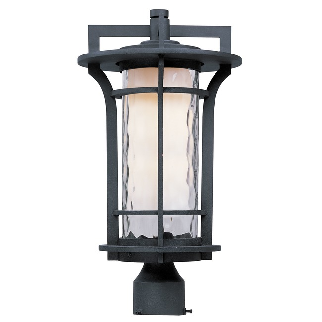 Oakville LED E26 Outdoor Post Light  by Maxim Lighting