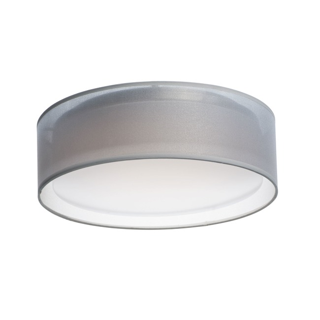 Prime Double Shade Fixed Ceiling Light Fixture  by Maxim Lighting