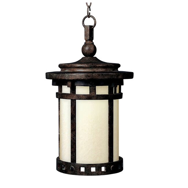 Santa Barbara LED E26 Outdoor Pendant  by Maxim Lighting