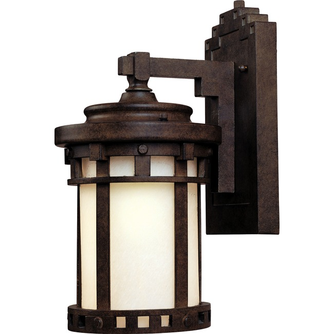 Santa Barbara LED E26 Outdoor Wall Light  by Maxim Lighting