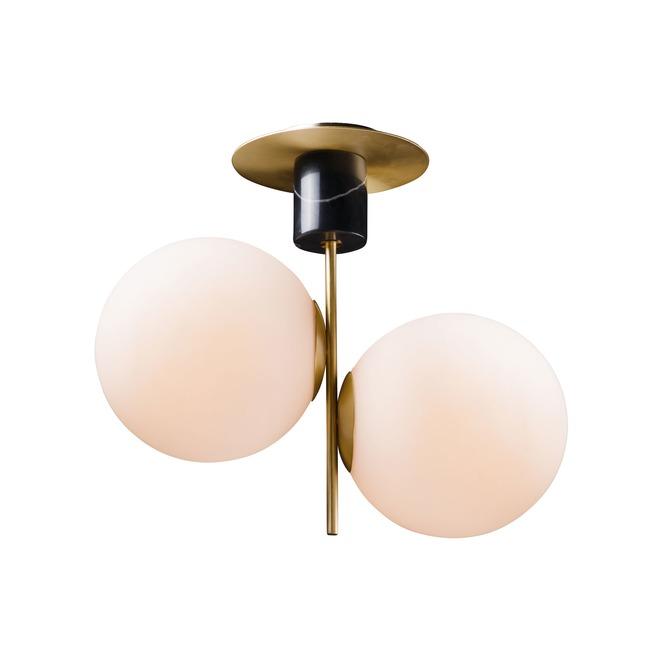 Vesper Double Semi Flush Ceiling Light  by Maxim Lighting