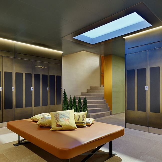 60 HC Artificial Skylight  by CoeLux