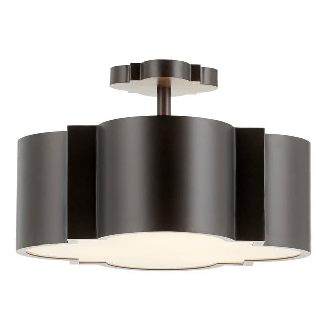 Wyatt Convertible Semi Flush / Pendant  by Cyan Designs
