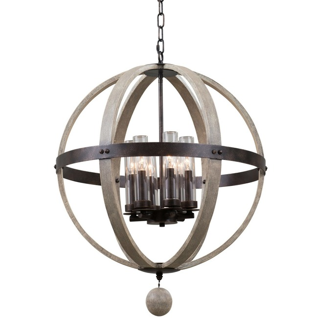 Harper Indoor / Outdoor Pendant  by Kalco