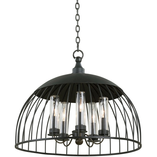 Ludlow Indoor / Outdoor Pendant  by Kalco