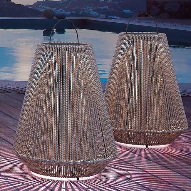 Koord 112 Outdoor Table Lamp  by El Torrent
