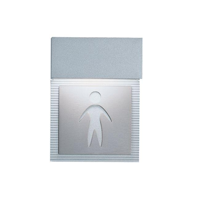Mini Signal Sign Man by Raise Lighting | LC-1066