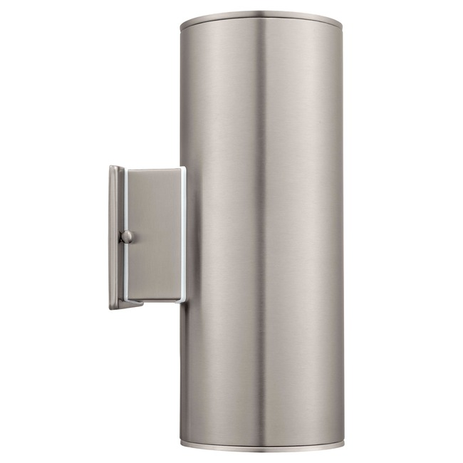 Ascoli Stainless Steel Outdoor Wall Light  by Eglo