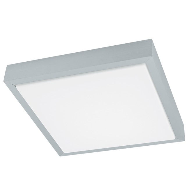 Idun 1 Square Wall / Ceiling Light  by Eglo