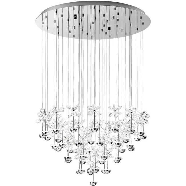 Pianopoli Multi Light Pendant  by Eglo