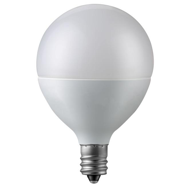 G16.5 Candelabra Base 5W 120V 2700K 92CRI  by 90+ Lighting