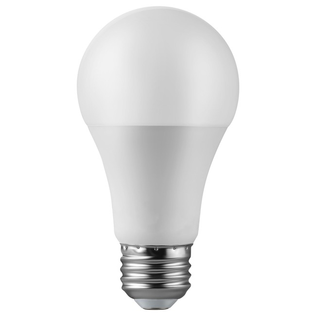 A19 Med Base 10W 120V 2700K 92CRI T20  by 90+ Lighting