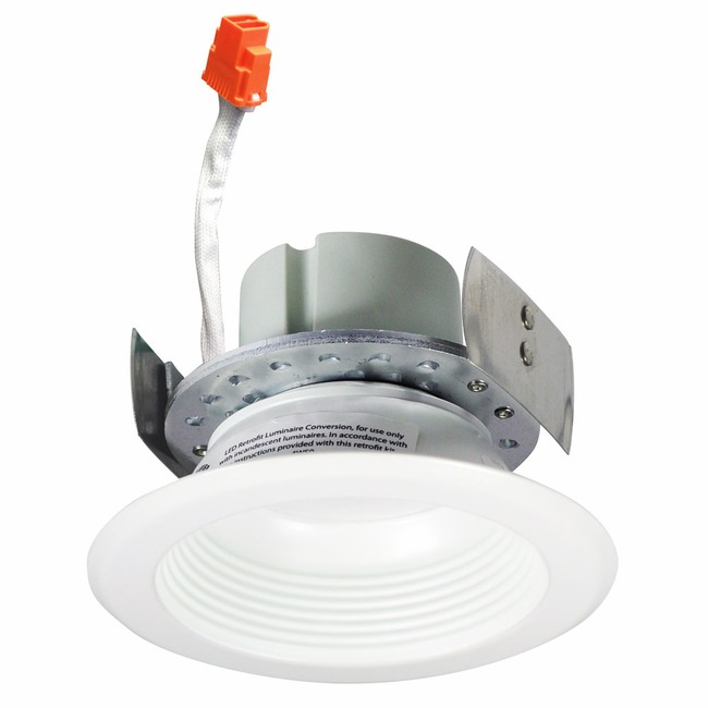 Cobalt RD Retrofit Deep Cone Baffle Downlight  by Nora Lighting