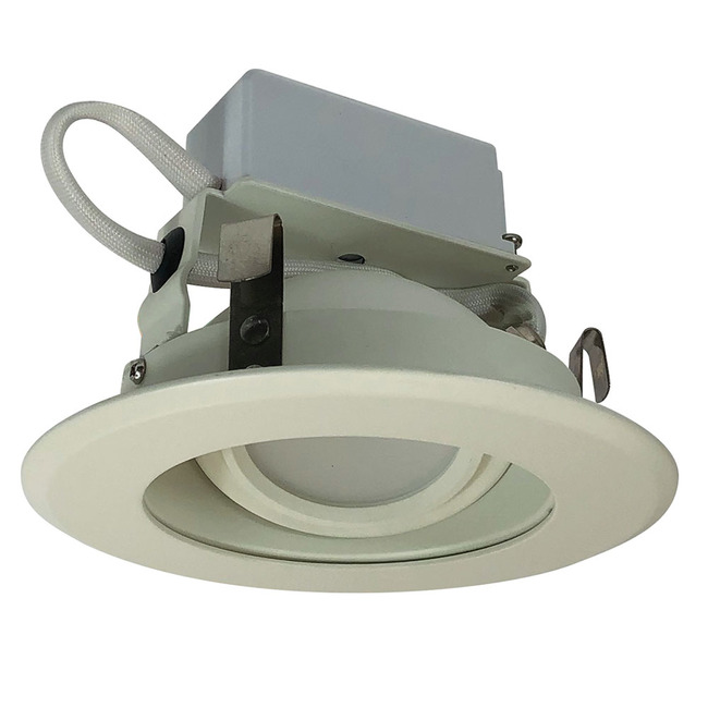 Cobalt RD Retrofit Adjustable Downlight  by Nora Lighting
