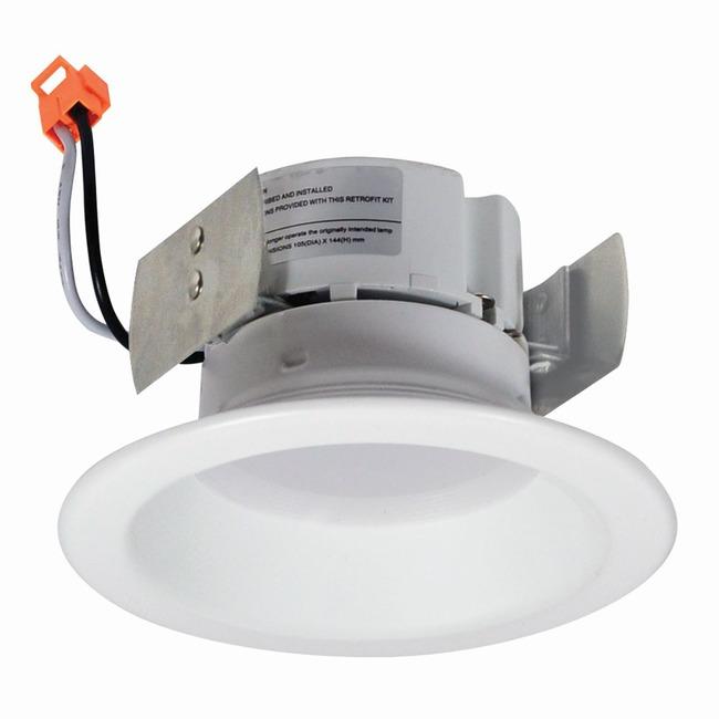 Onyx 4IN RD Retrofit Reflector Downlight  by Nora Lighting