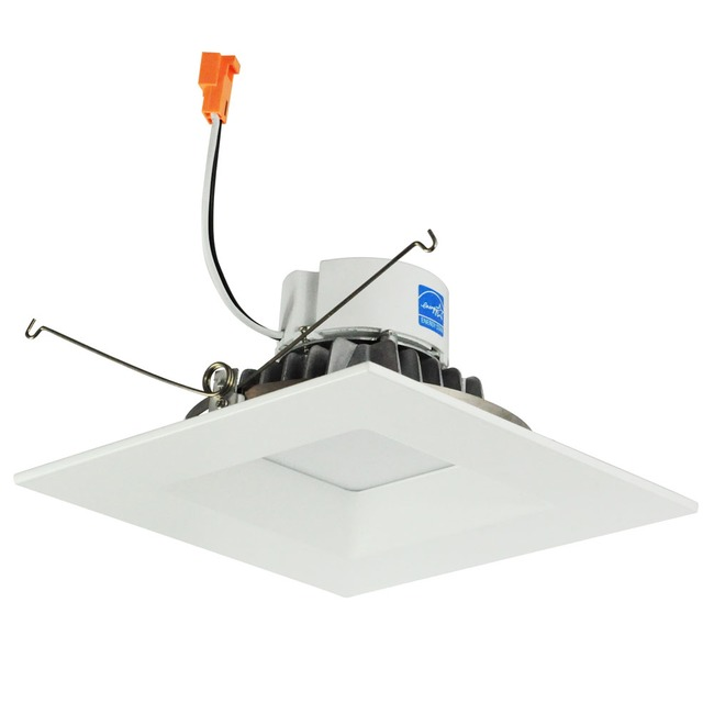 Onyx 6IN SQ Retrofit Regressed Downlight  by Nora Lighting