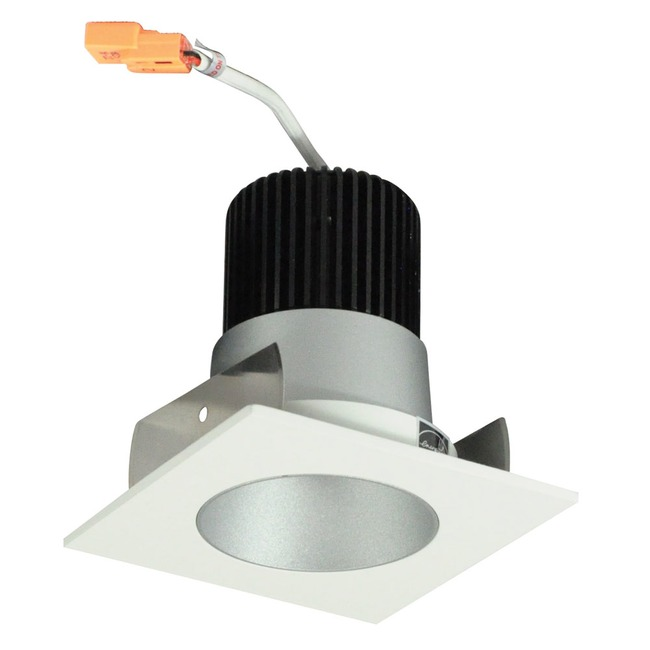 Iolite 2IN SQ Deep Cone Regress Downlight Trim  by Nora Lighting